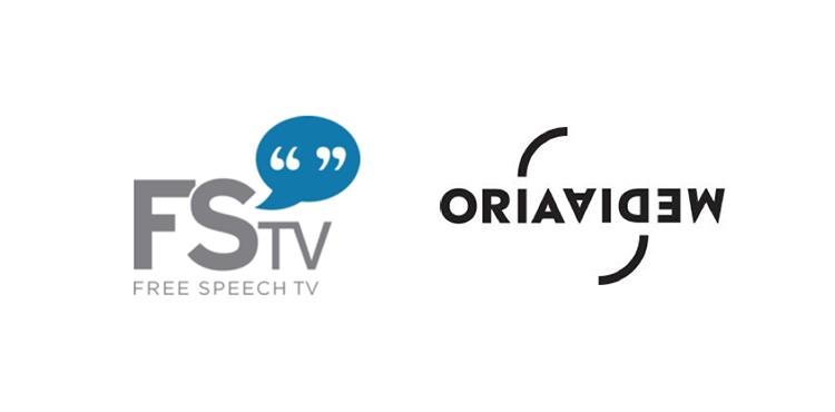 FStv and Oria Media logos